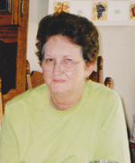 Ruby Annette  Cook